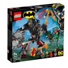 LEGO® DC Batman  robotas prieš Poison Ivy™ robotą 76117