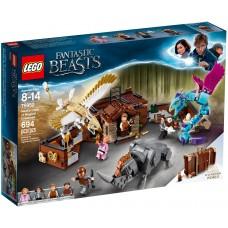 LEGO Harry Potter I Naujas magiškas nuotykis I 75952