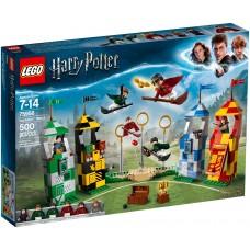 LEGO Haris Poteris I Kvidičo Varžybos I 75956
