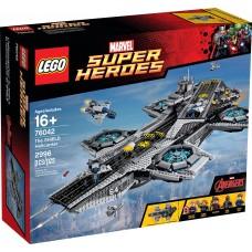 LEGO Super Heroes I Der SHIELD Helicarrier I 76042
