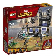LEGO® Marvel Super Heroes | Korvuso Gleivo Ataka | 76103