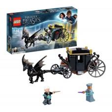 LEGO Fantastic Beasts 75951 Grindelwaldo pabėgimas