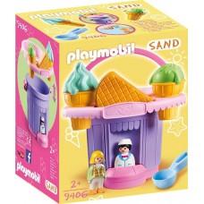 PLAYMOBIL® Kibirėlis - ledų parduotuvė 9406