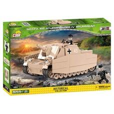 """COBI  Mažoji armija, """"Sturmpanzer IV Brummbär"""" 2514"""