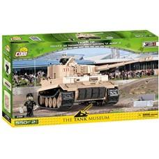 COBI  Mažosios armijos karinis tankas 131 tigras 2519