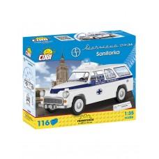 "Cobi'' Youngtimer"" kolekcija ""Warszawa 223 K Ambulance""  24549"