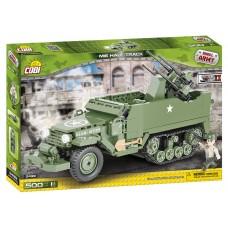 """""""Cobi"""" mažosios armijos M16 pusiau vikšrinė mašina 2499"""