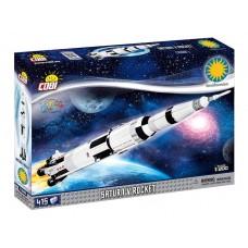 ToyVs Cobi Smithsonain Saturn V Rocket 21080