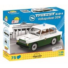 Cobi Trabant 601 Volkspolizei DDR 24520