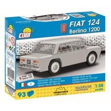 Cobi FIAT 124 Berlina 1200 24521