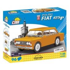 Cobi 1967 Polski FIAT 125P 24522