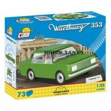 "Cobi Wartburg 353 - ""Youngtimer"" kolekcija 24542"