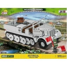 COBI Mažoji armija  Sd.Kfz 9 Famo 2522