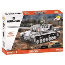 COBI Mažoji Armija Leopardas I | Tankų pasaulis 3037