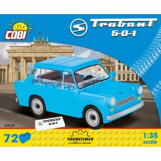COBI Youngtimer Collection 24539 Trabant 601 Limusine