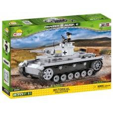 Cobi Mažoi armija - Panzer III Ausf.E.2523