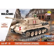 Cobi Panther Varšuvos sukilimas - tankų pasaulis 3035