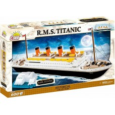 COBI Historical Collection Action Town 1914A RMS Titanic