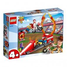 LEGO® 4+ Duke Caboom kaskadinių triukų pasirodymas 10767