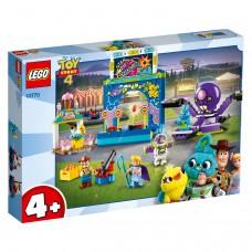 LEGO® Toy Story 4 Bazo ir Vudžio šėlionės mugėje 10770