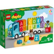 LEGO® DUPLO® Abėcėlės sunkvežimis 10915