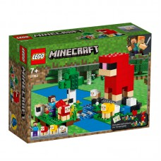 LEGO® Minecraft Vilnos ūkis 21153