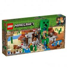 LEGO® Minecraft™ Creeper™ kasykla 21155