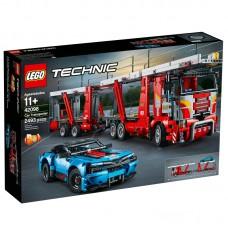 LEGO® Technic automobilių transporteriis 42098