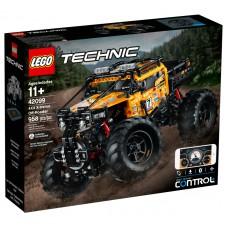 LEGO® Technic™ 4X4 visureigis X-treme 42099  (Lengvai deformuotas dėžės kraštas)