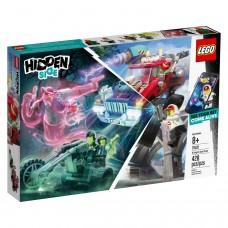 LEGO® Hidden Side Kaskadinis sunkvežimis El Fuego 70421