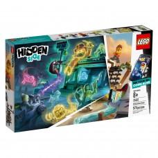 LEGO® Hidden Side Krevečių užeigos puolimas 70422