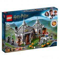 LEGO® Harry Potter Hagrido trobelė: Kietasprandžio išvadavimas 75947