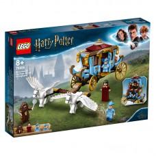 LEGO® Hario Poteris Beauxbatons karieta: atvykimas į Hogvartsą™  75958