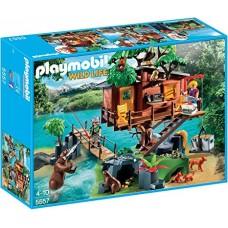 """""""Playmobil Wild Life"""" namas medyje 5557"""