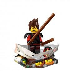 THE LEGO® NINJAGO® MOVIE™ minifigūrėlės | Kai Kendo-1 | 71019
