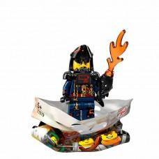THE LEGO® NINJAGO® MOVIE™ minifigūrėlės | Didysis iš baltųjų ryklių armijos-14 | 71019