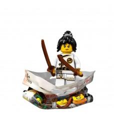 THE LEGO® NINJAGO® MOVIE™ minifigūrėlės   Spinjitzu mokymas Nya-2   71019