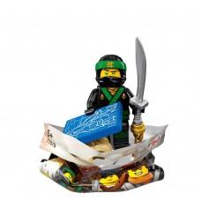 THE LEGO® NINJAGO® MOVIE™ minifigūrėlės | Lloyd-3 | 71019