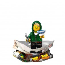 THE LEGO® NINJAGO® MOVIE™ minifigūrėlės | Lloyd Garmadonas-7 | 71019