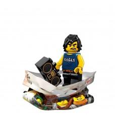 THE LEGO® NINJAGO® MOVIE™ minifigūrėlės | Cole-8 | 71019