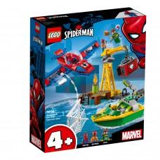 LEGO Spider-Man: Doc Ock Diamond Heist 76134