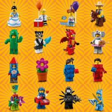 LEGO Vakarėlis  serija 18  I 71021
