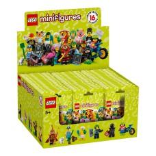 LEGO® Minifigūrėlės | Conf-Minifigures minifigūrėlių serija pilnas rinkinys| 71025