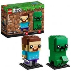 LEGO Minecraft Steve & Creeper 41612