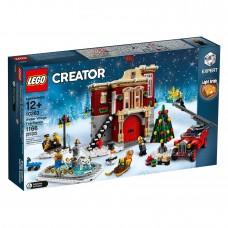 LEGO Creator Expert Žiemos kaimo ugniagesių stotis 10263