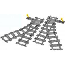 LEGO City Bėgių perjungimas 7893