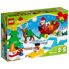 LEGO DUPLO 10837 Kaledu Senelio ziemos atostogos