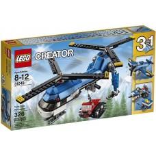 LEGO Creator I Sraigtasparnis su dvigubu sraigtu I 31049