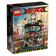 LEGO® NINJAGO MOVIE I Ninjago miestas I 70620