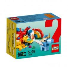 LEGO® Classic Linksmybės po vaivorykšte 10401
